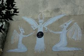 Codex Urbanus dans la rue