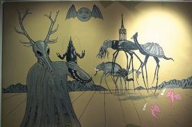Codex Urbanus fait le mur avec Dali