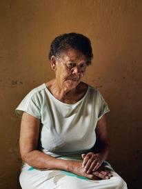 Ann Sallies, ma nourrice, Douglas, 2013