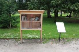 Boite à livres à Bordeaux