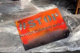 #StopHarcelementdeRue