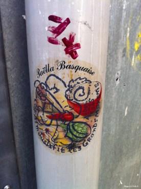 Paella dans la rue