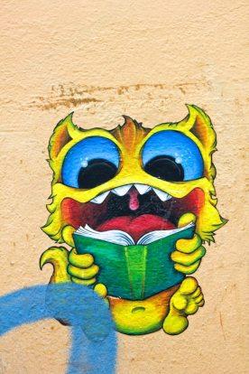 Cap Phi sur les murs de Lyon