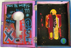 Men at work box