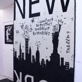 Paëlla Chimicos : Une nouvelle vie pour un tapis !