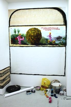 Paëlla Chimicos : Work in progress