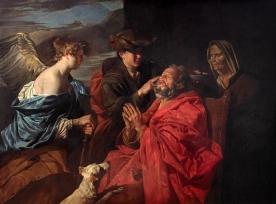 Saint Thomas - Jusepe de Ribera