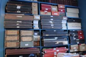 Stock de matériaux anciens