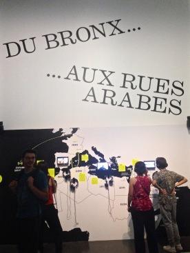 """""""Du Bronx aux rues arabes"""" en musique"""