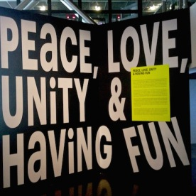Peace, Love, Unity & having Fun