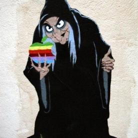 L'Apple de la sorcière