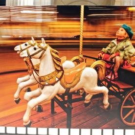Carrousel place de la Fontaine (Bakou)