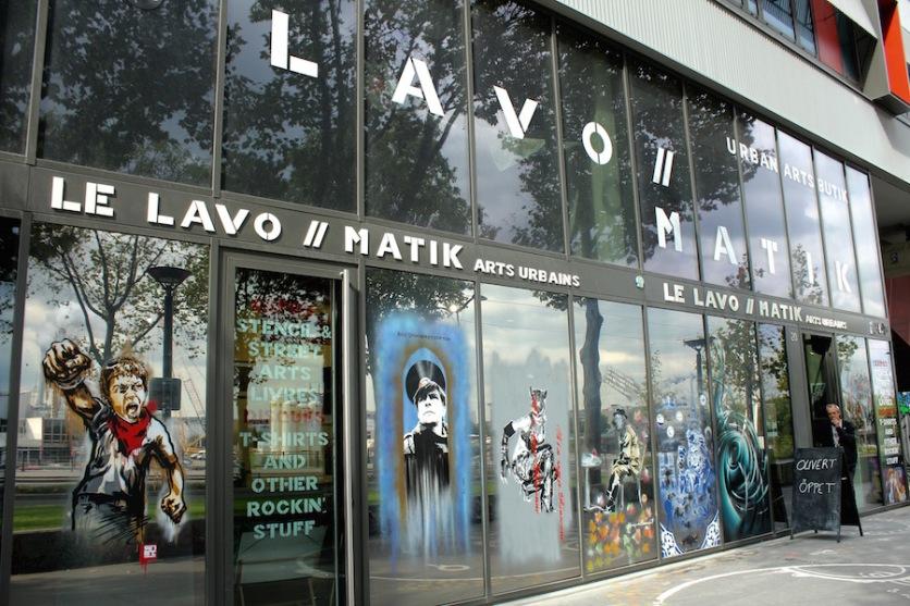 Le Lavo//Matik