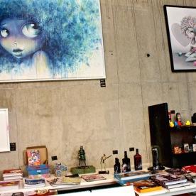 Galerie d'art mais pas que...