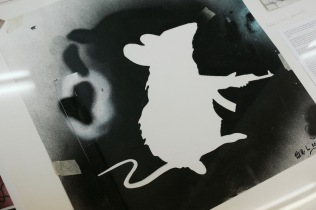 Blek le Rat (pochoirs)