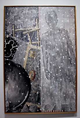 Jasper Johns - Winter