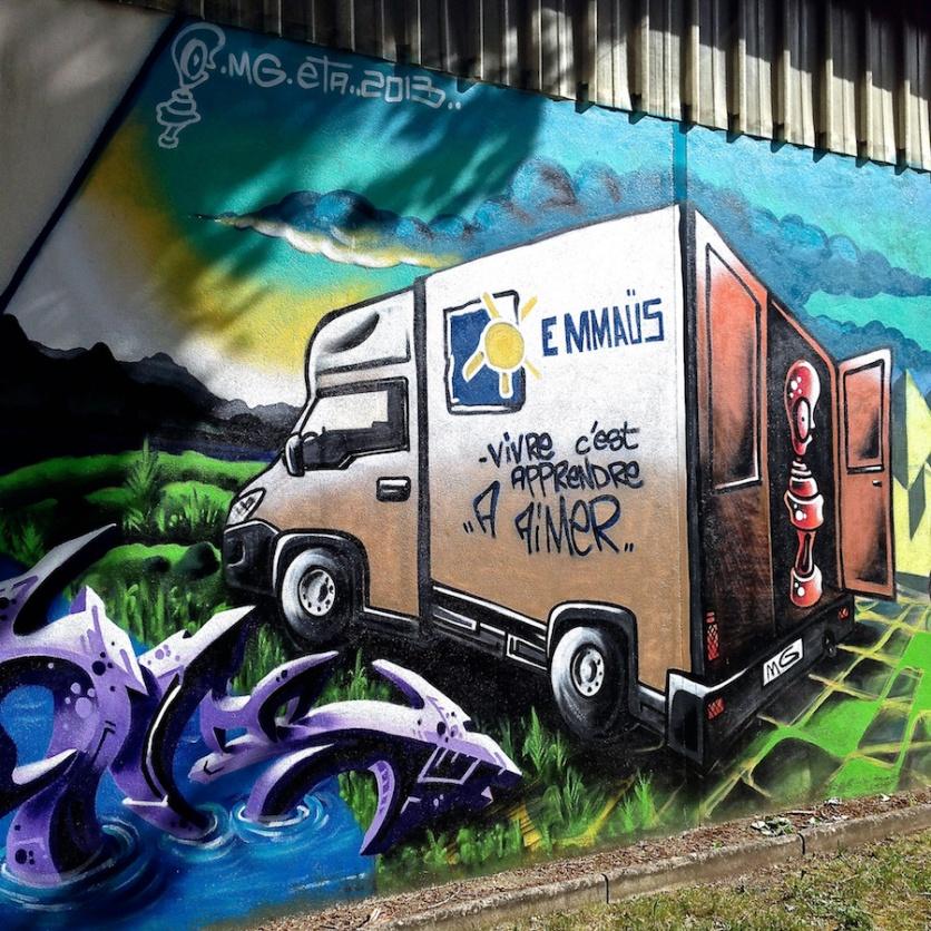 Emmaüs Neuilly -sur-Marne
