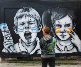 Paint War Revised - Londres
