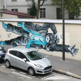 Paper Planes - Paris