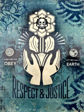 Shepard Fairey - Earth Crisis
