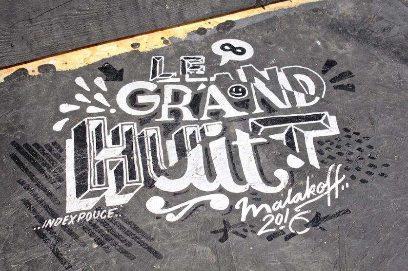 Le Grand Huit