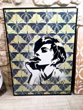 Fumeuse Zapata