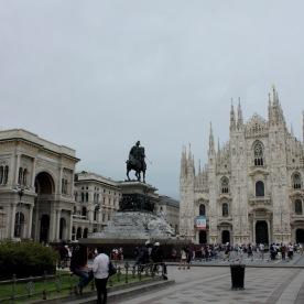 Piazza del Duomo de Milan