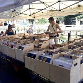 I Navigli : le paradis du vinyle