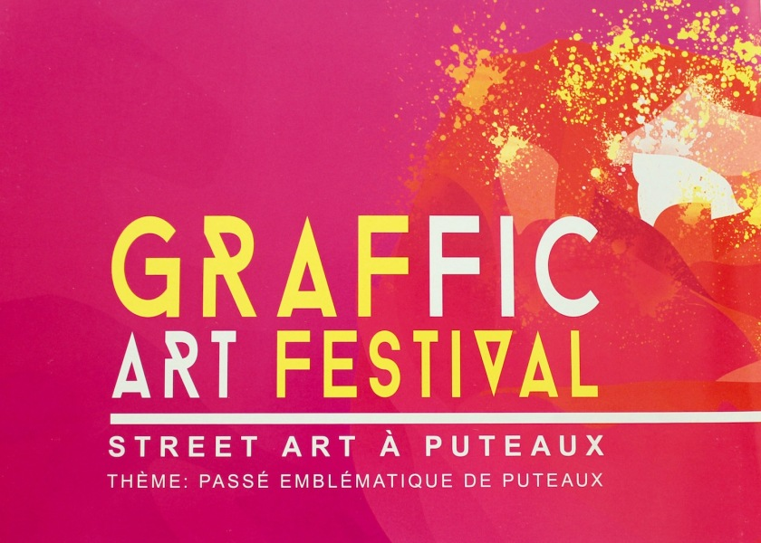 Couv Graffic Art Festival 2016