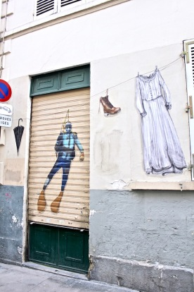 Levalet Hérard rue Véron