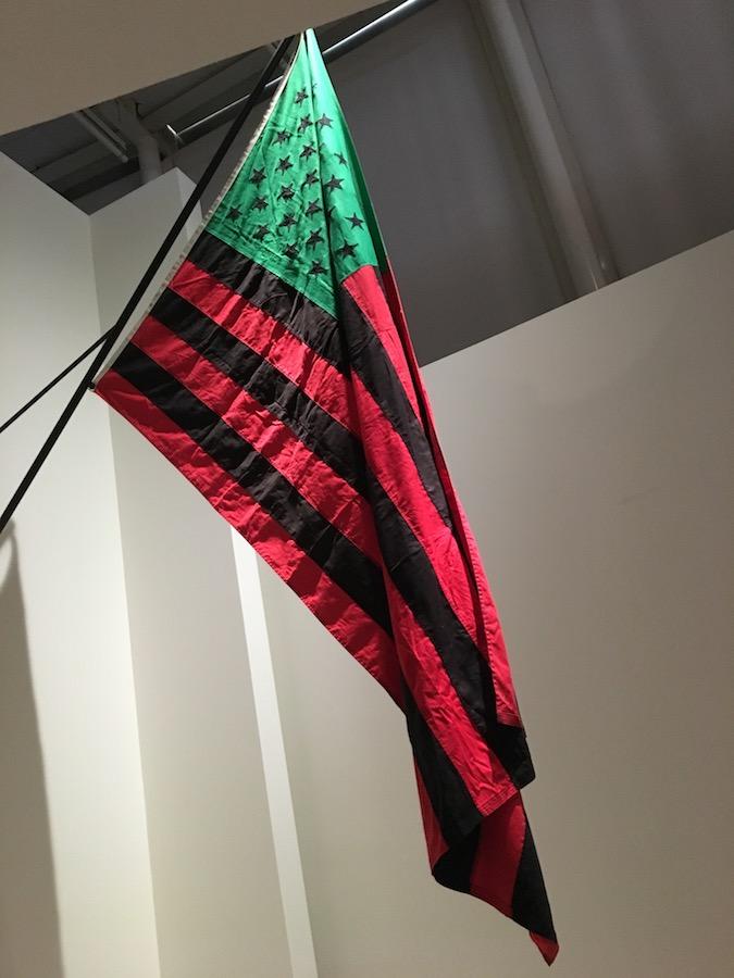 U.N.I.A. Flag