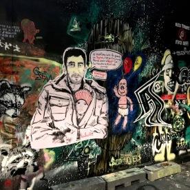 Fresque au Lavo//Matik