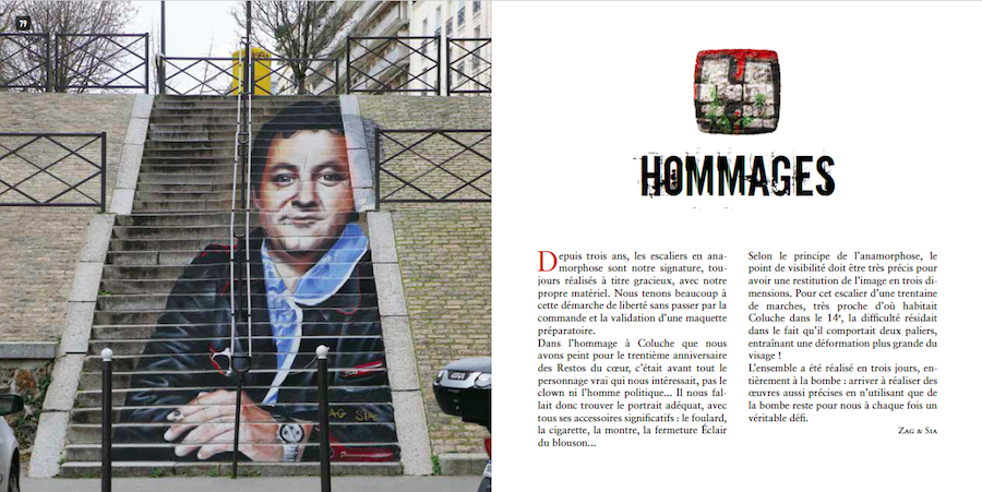 H comme... Hommages