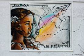 Le Mur Rosa Parks - Décembre 2015