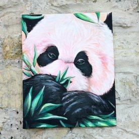 Une fresque pour les enfants du Népal