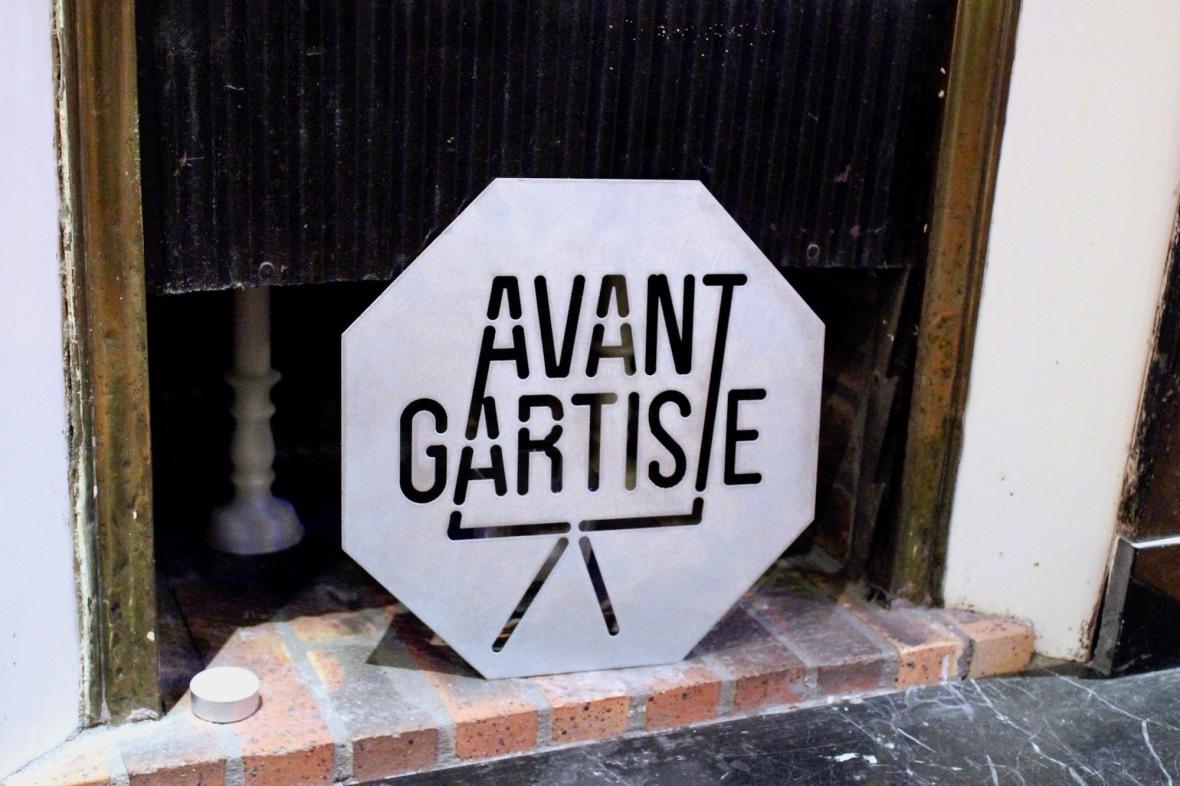 Couv Avant-Gartiste