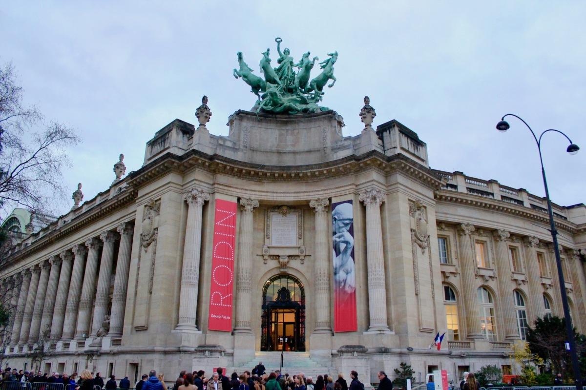 Rodin l exposition du centenaire au grand palais les billets de miss acacia - Expo le grand palais ...