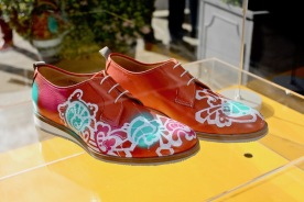 Jeanjerome customise des derbies Heschung