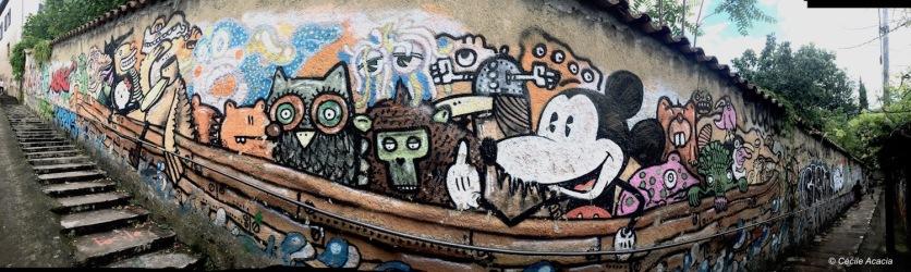 street art Rue Joséphin Soulary