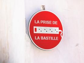 Jinks Kunst, La prise de la Bastille
