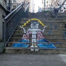 Street art Lyon