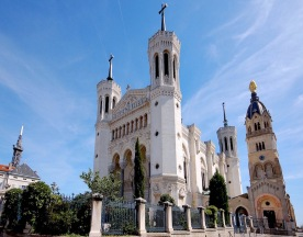 Basilique Notre-Dame de Fourviere