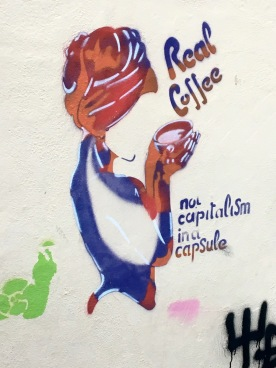 Street art Fourviere