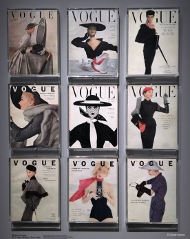 Couvertures de Vogue © Irving Penn