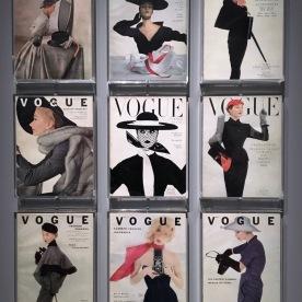 Couvertures de Vogue © Irving Penn
