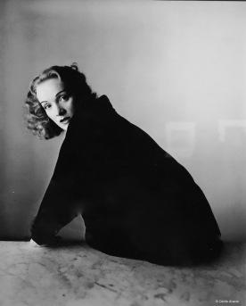 Marlene Dietrich © Irving Penn