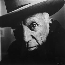 Pablo Picasso © Irving Penn