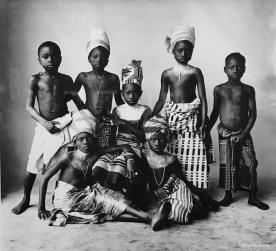 Dahomey Cameroun © Irving Penn