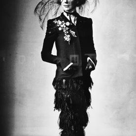Nicole Kidman © Irving Penn