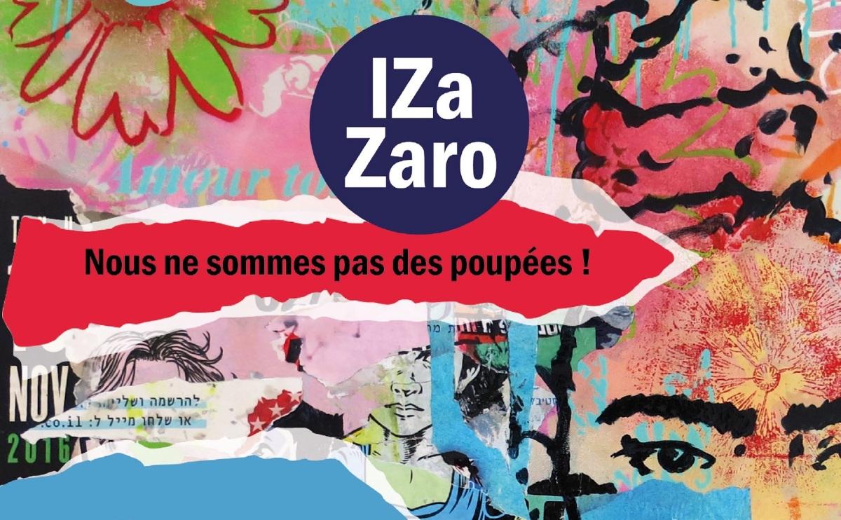 Couv IZa Zaro Ligne 13